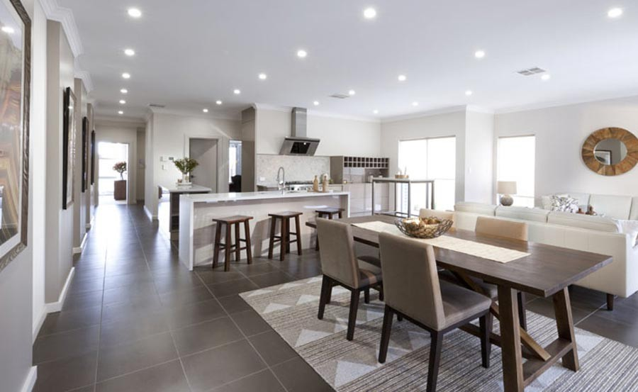 Monterey sterling homes home builders adelaide for Courtyard home designs adelaide